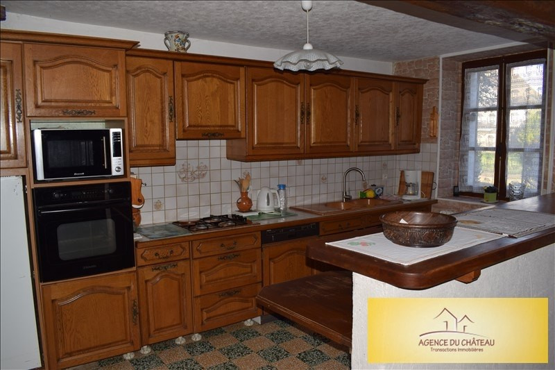 Sale house / villa Villiers en desoeuvre 189000€ - Picture 4