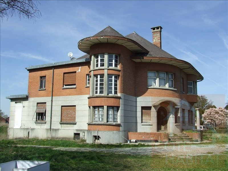 Sale house / villa Leval 357000€ - Picture 1