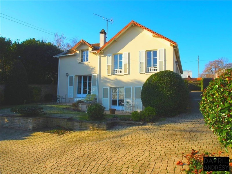 Deluxe sale house / villa Andresy 690000€ - Picture 1