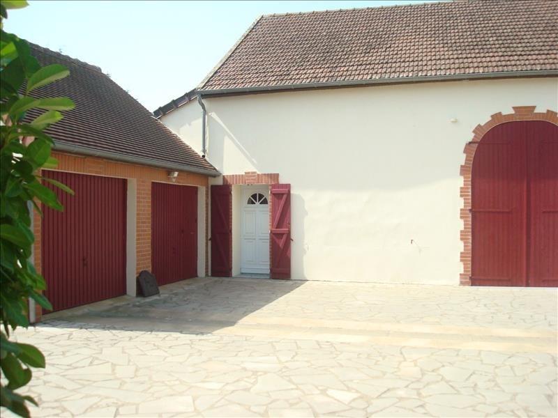 Sale house / villa St pierre le moutier 298000€ - Picture 2