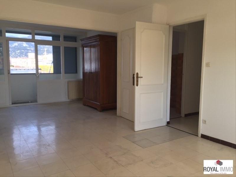 Sale apartment Toulon 235000€ - Picture 1