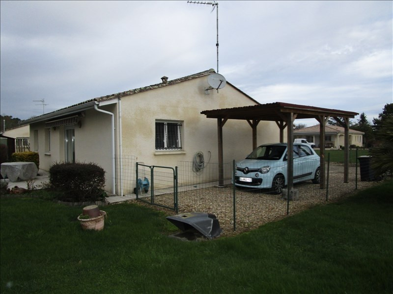 Vente maison / villa St seurin sur l isle 152000€ - Photo 4
