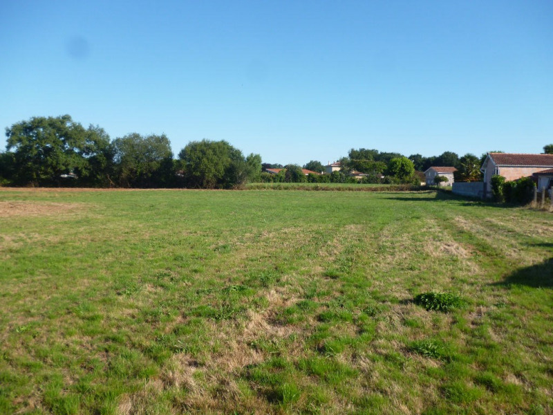 Vente terrain Narrosse 84 000€ - Photo 1