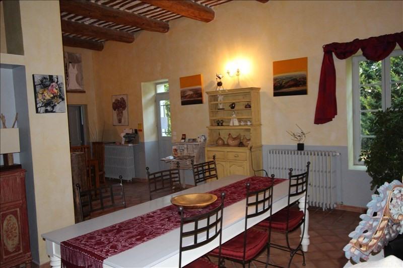 Vente de prestige maison / villa Caumont sur durance 1399000€ - Photo 7