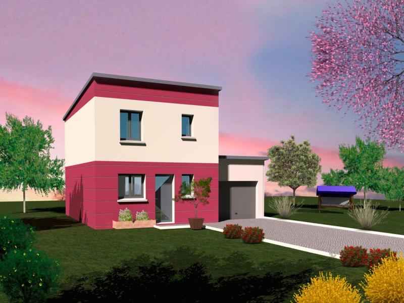 """Modèle de maison  """"Modèle de maison 3 pièces"""" à partir de 3 pièces Marne par PLURIAL HOME EXPERT"""
