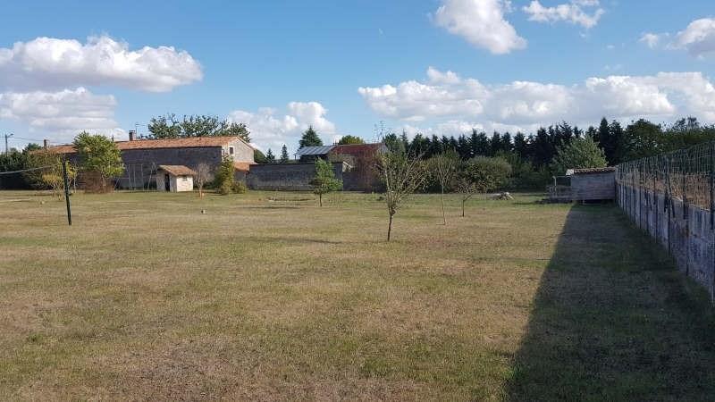 Vente terrain Bonnes 48900€ - Photo 2