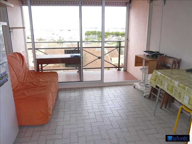 Sale apartment Le grau du roi 79 000€ - Picture 3