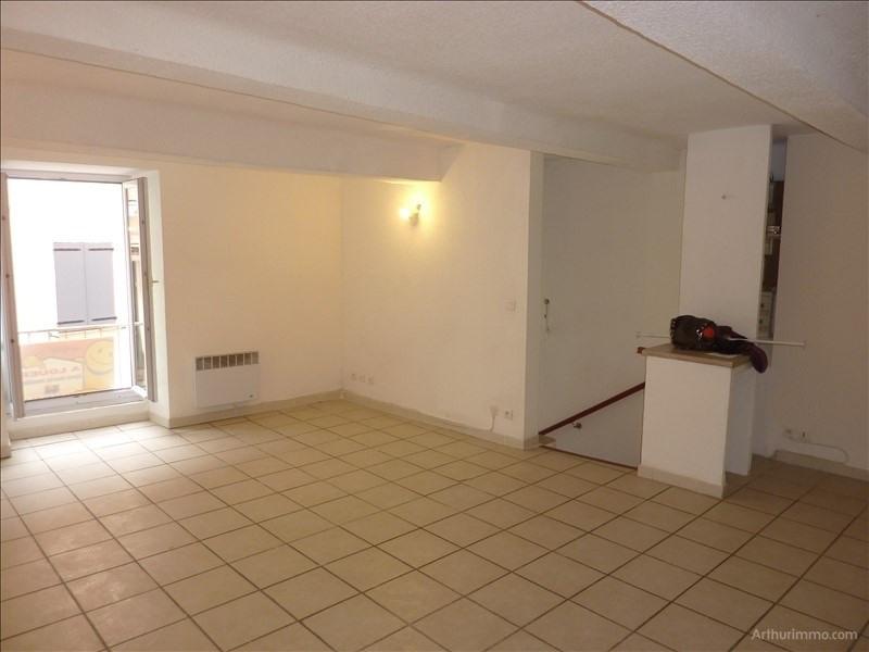 Rental apartment Puget sur argens 537€ CC - Picture 1