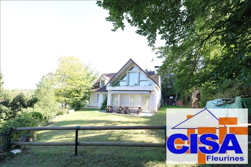 Sale house / villa Verneuil en halatte 430000€ - Picture 1