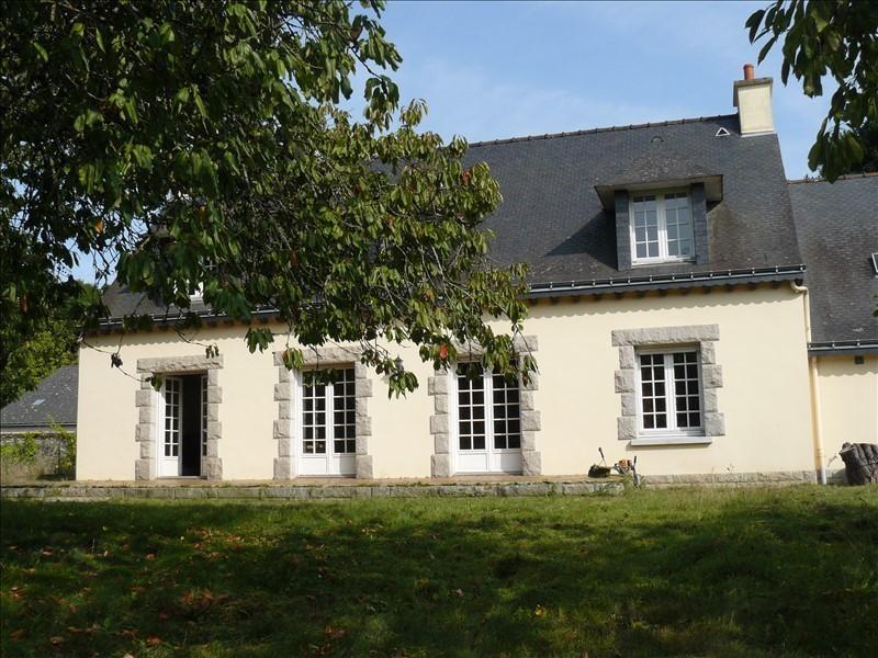 Vente maison / villa Josselin 159000€ - Photo 1