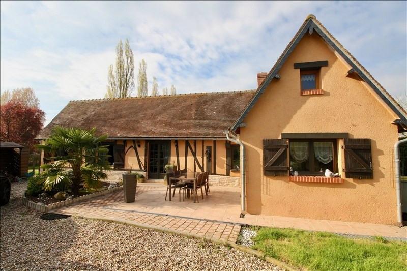 Vente maison / villa Rugles 163000€ - Photo 1