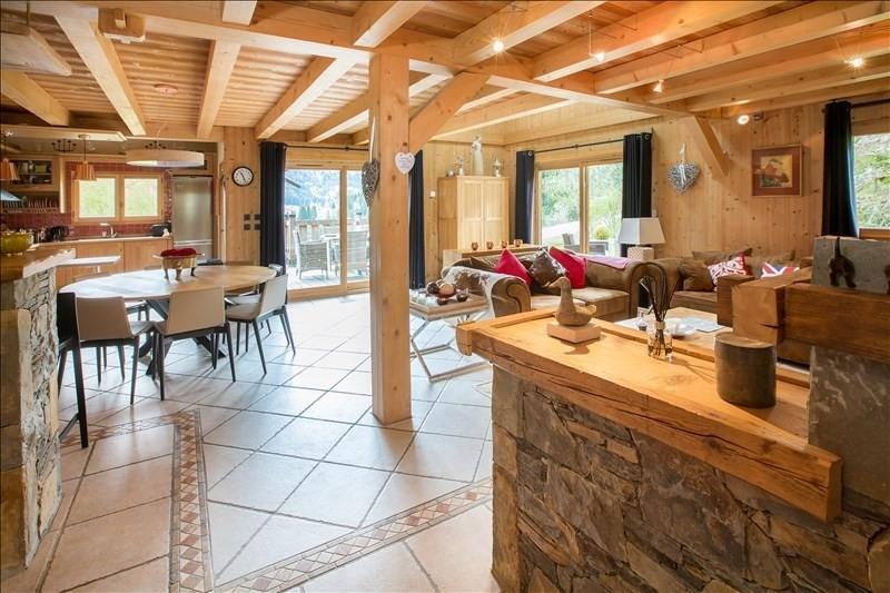 Immobile residenziali di prestigio casa La cote d arbroz 1095000€ - Fotografia 2