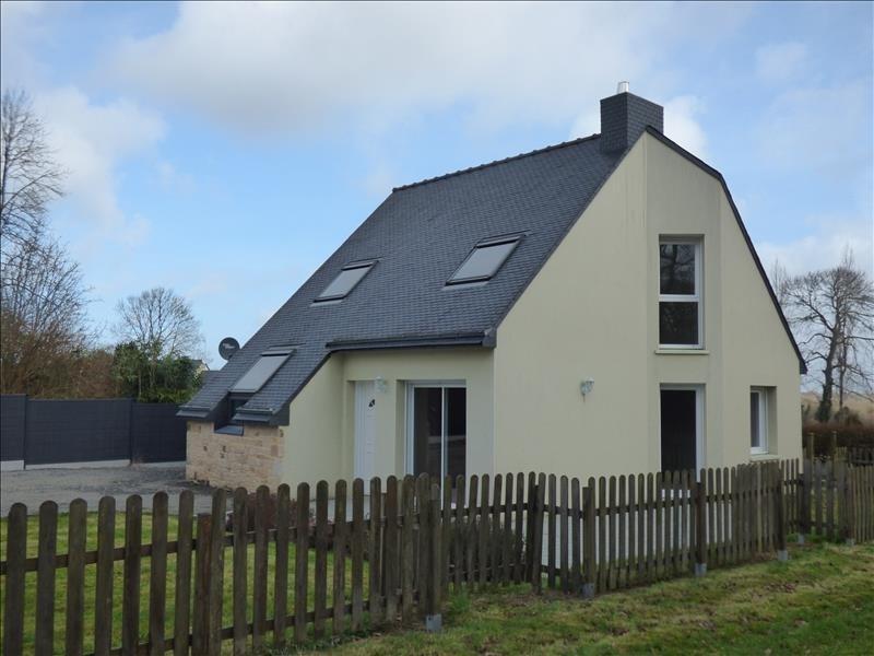 Sale house / villa Pluzunet 151900€ - Picture 2
