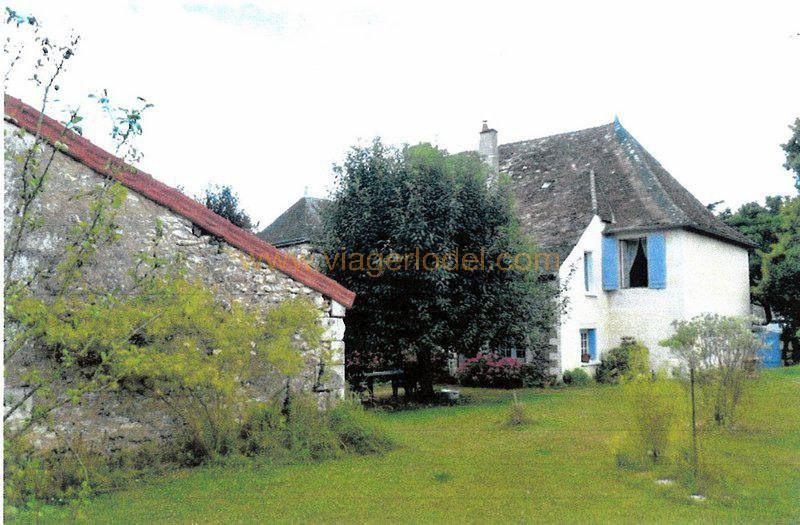 Пожизненная рента дом Leigné-les-bois 65000€ - Фото 3