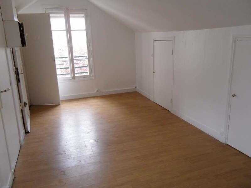 Rental apartment Asnieres sur seine 750€ CC - Picture 1