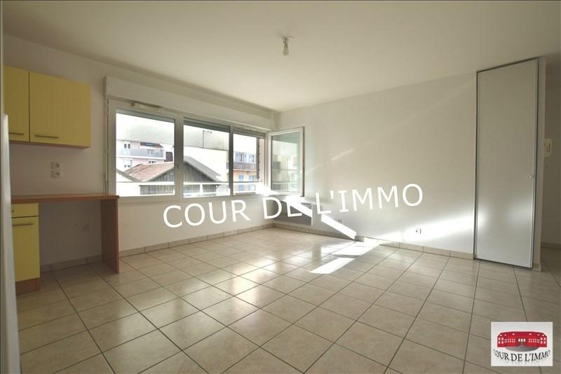 Sale apartment Annemasse 165000€ - Picture 3