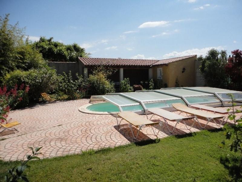 Vente de prestige maison / villa Althen des paluds 867000€ - Photo 2