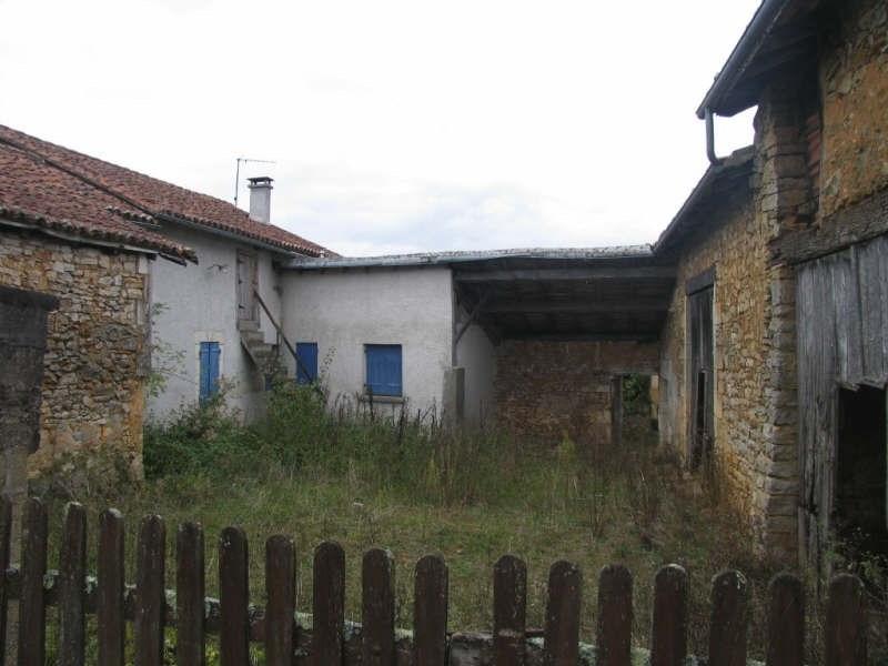 Vente maison / villa Lussas  et nontronneau 104900€ - Photo 4
