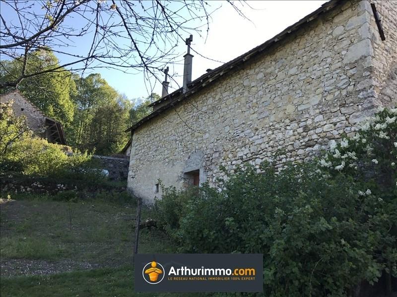 Sale house / villa Lhuis 105000€ - Picture 8