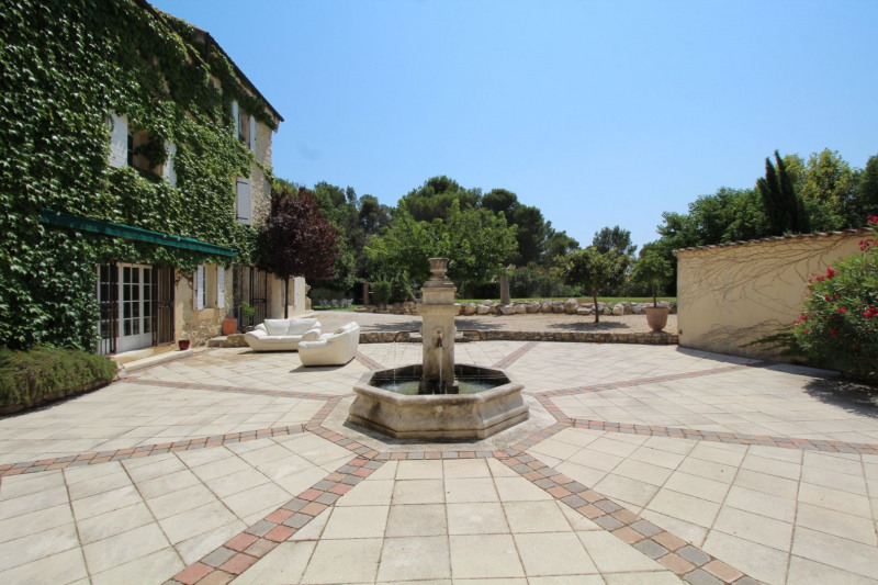 Deluxe sale house / villa Vedene 1 899 000€ - Picture 13