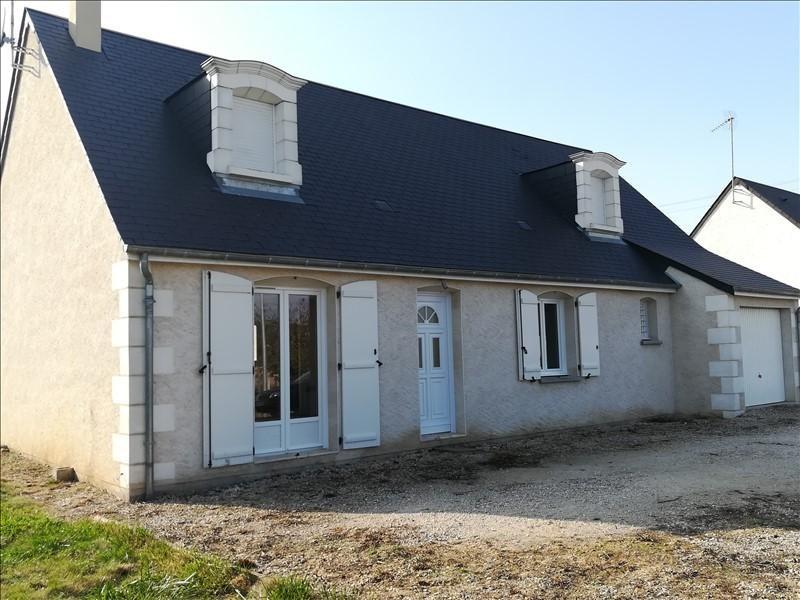 Vente maison / villa Villechauve 165700€ - Photo 1