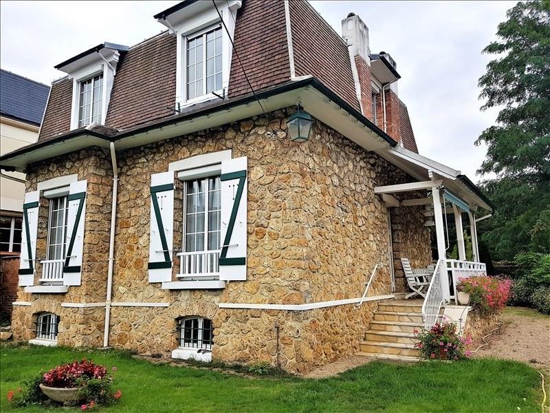 Vente de prestige maison / villa Chatou 1180000€ - Photo 1