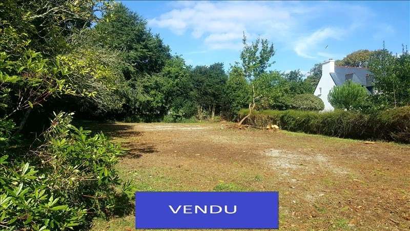 Vente terrain Fouesnant 158 000€ - Photo 1