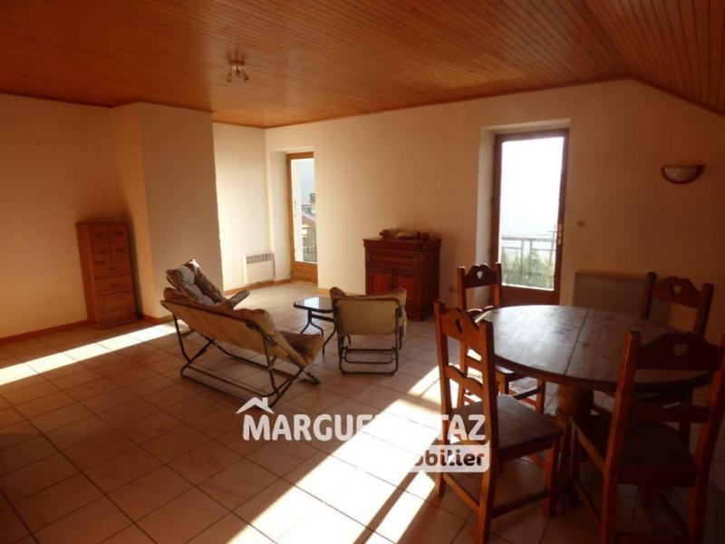 Vente appartement Taninges 207000€ - Photo 1