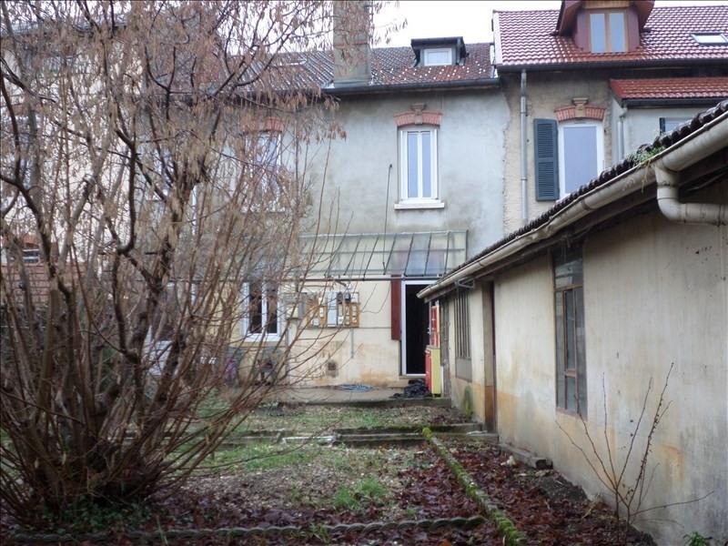 Sale building Oyonnax 115500€ - Picture 1