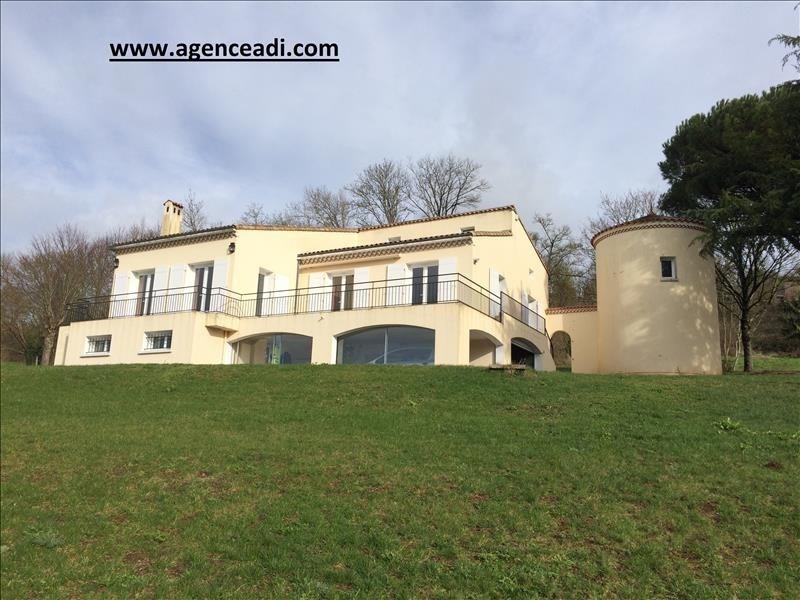 Vente maison / villa Secteur la creche 353000€ - Photo 1
