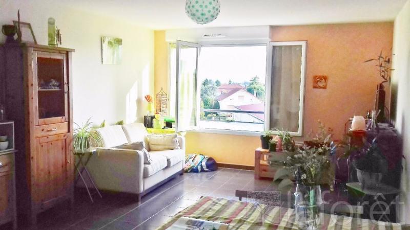 Rental apartment Bourgoin jallieu 579€ CC - Picture 1