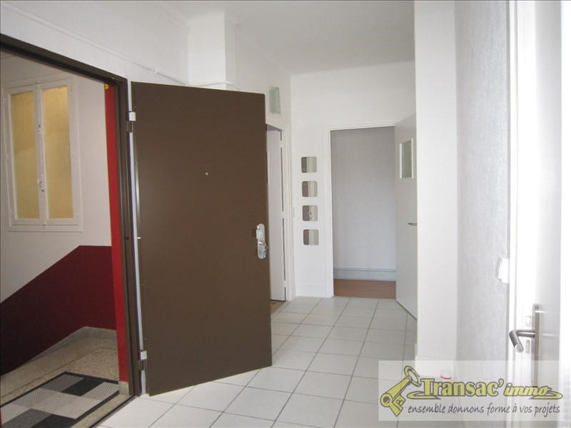 Sale apartment Thiers 54500€ - Picture 1