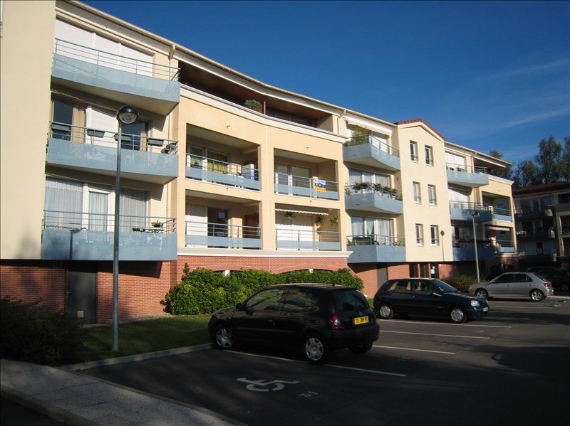 Rental apartment Osny 720€ CC - Picture 2