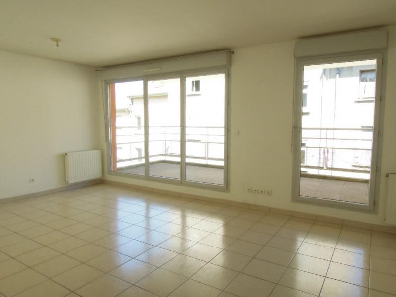 Rental apartment Bourgoin jallieu 700€ CC - Picture 2