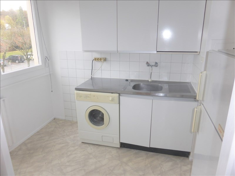 Location appartement Ferney voltaire 697€ CC - Photo 1