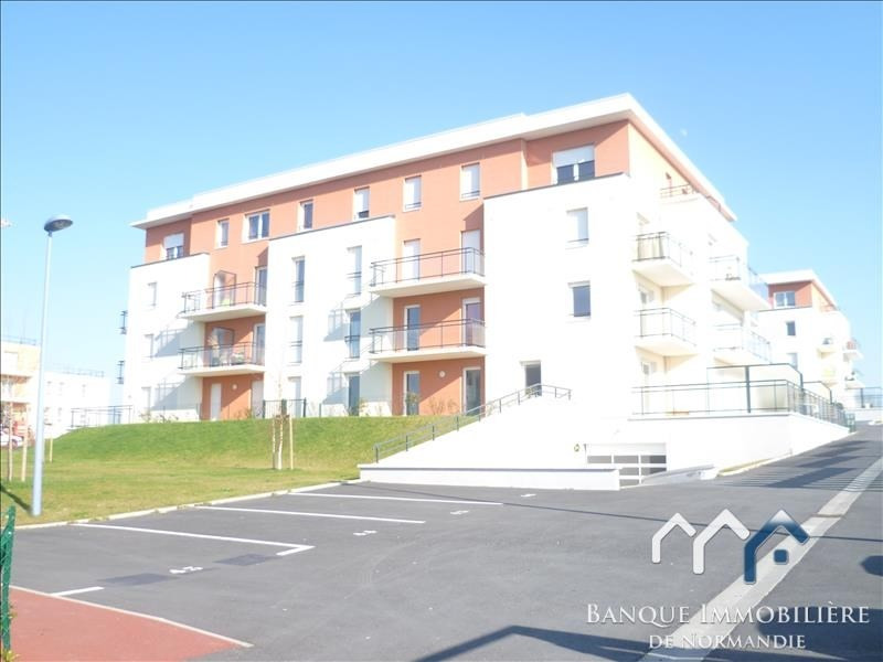 Location appartement Fleury sur orne 399€ CC - Photo 1