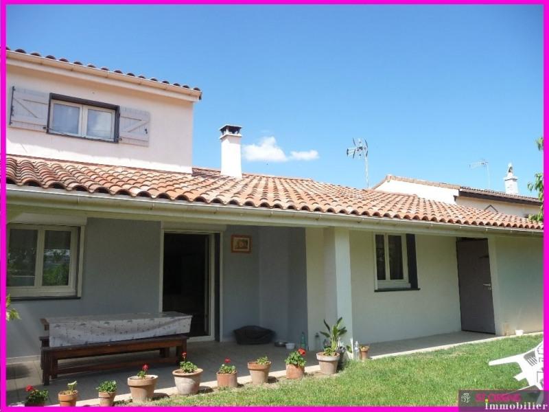 Vente maison / villa Castanet-tolosan 350000€ - Photo 1