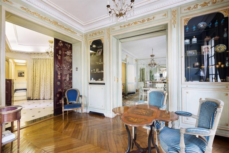 Verkoop van prestige  appartement Paris 8ème 3700000€ - Foto 6