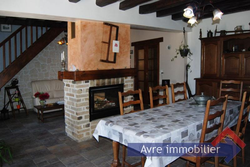 Sale house / villa Verneuil d avre et d iton 294000€ - Picture 3