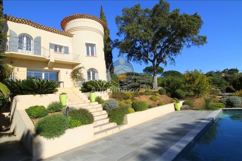 Deluxe sale house / villa Grimaud 1490000€ - Picture 1