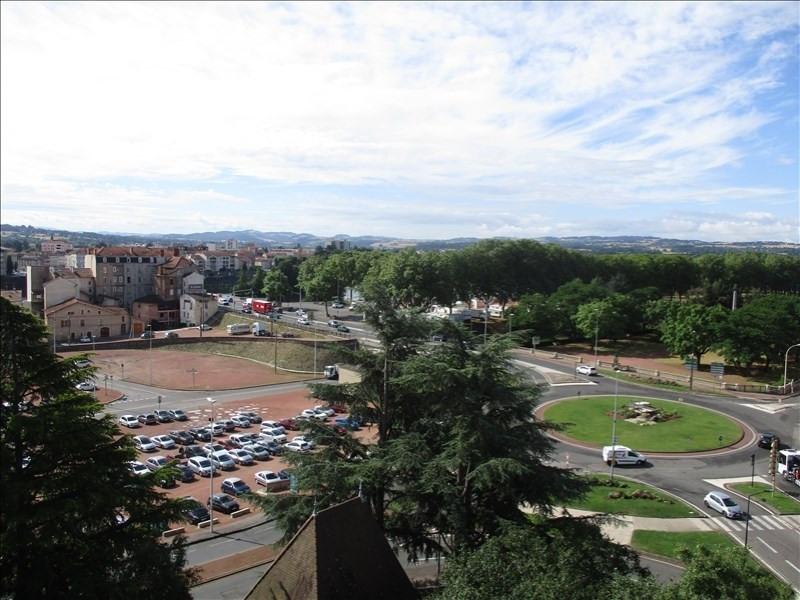 Vente appartement Roanne 88000€ - Photo 2