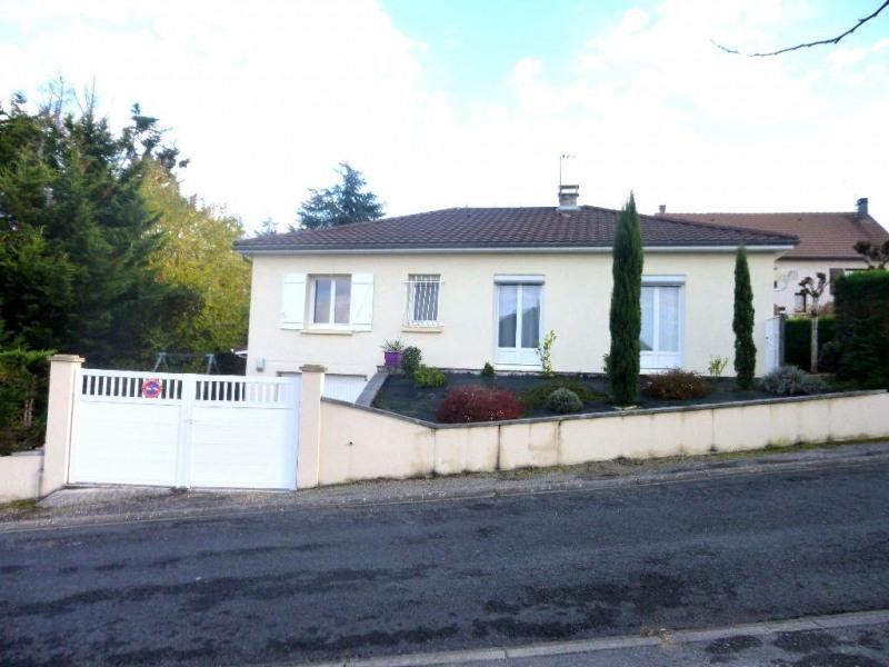 Vente Maison 5 pièces 124m² Ussac