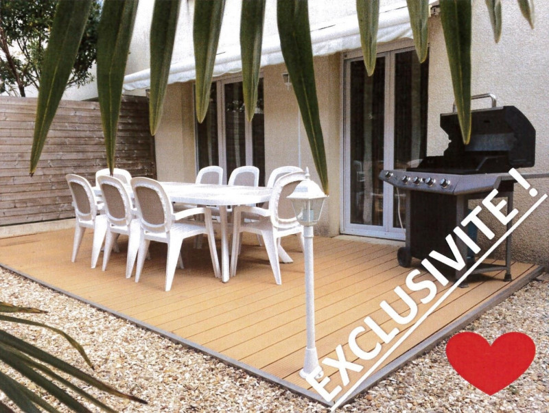 Vacation rental house / villa Royan 914€ - Picture 1