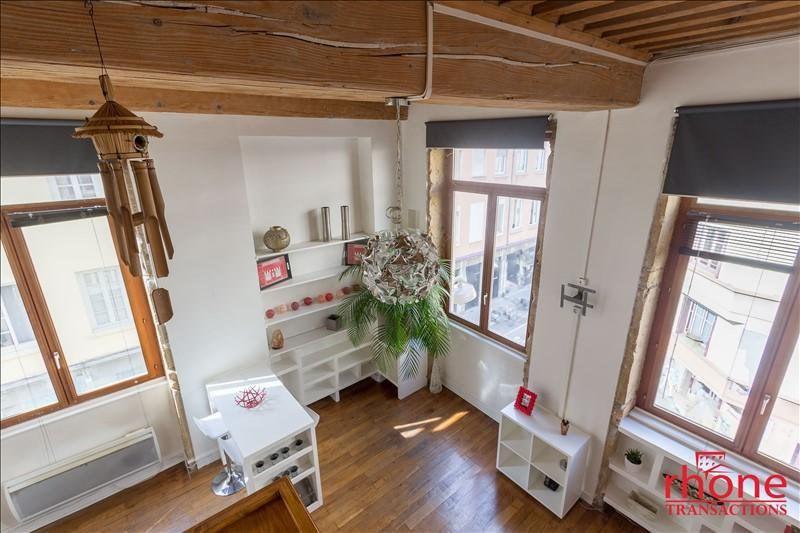 Vente appartement Lyon 4ème 281000€ - Photo 1