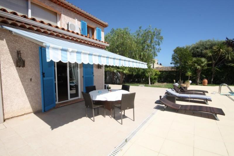 Location vacances maison / villa Le golfe juan  - Photo 2