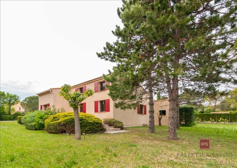 Vente de prestige maison / villa Aix en provence 750000€ - Photo 1