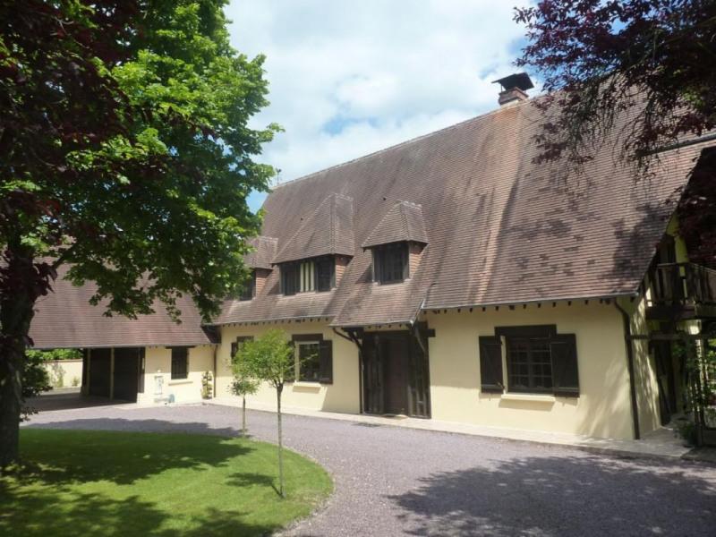 Vente maison / villa Lisieux 357000€ - Photo 1