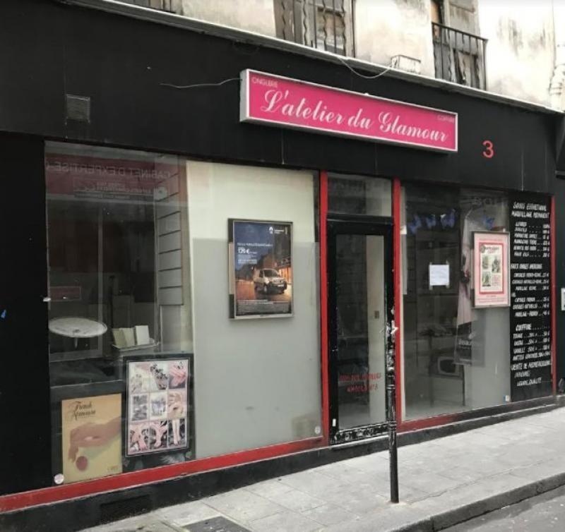 Rental shop Paris 2ème 1500€ +CH/ HT - Picture 2