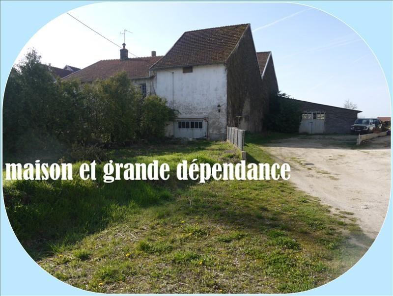 Vendita casa Fontaine francaise 139000€ - Fotografia 2