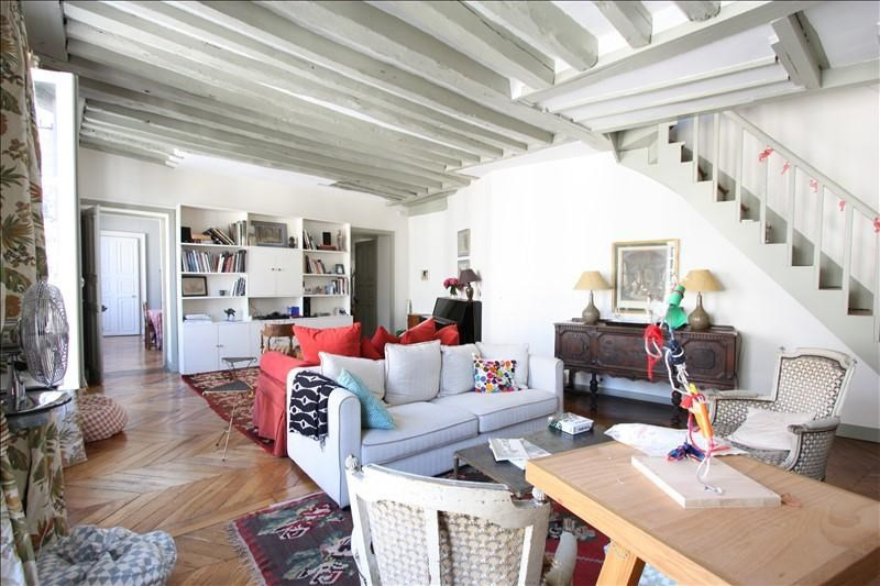 Rental apartment Paris 6ème 5300€ CC - Picture 1